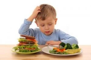 prevenzione dell'obesità nei bambini