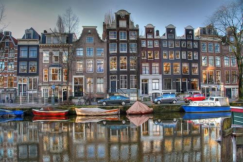 Come prenotare un hotel a Amsterdam